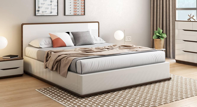 Baltoro_High_Gloss_Hydraulic_Storage_Bed_King_1