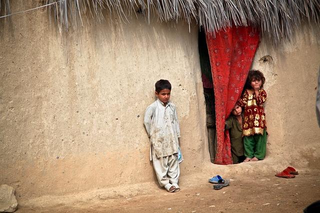 deti z chatrče